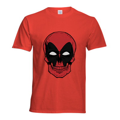 Very Deadpool Superhero T Shirt