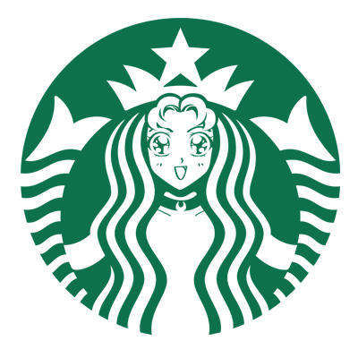 Starbucks Sailormoon