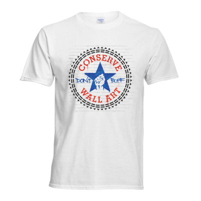 Graffiti All Stars T Shirt