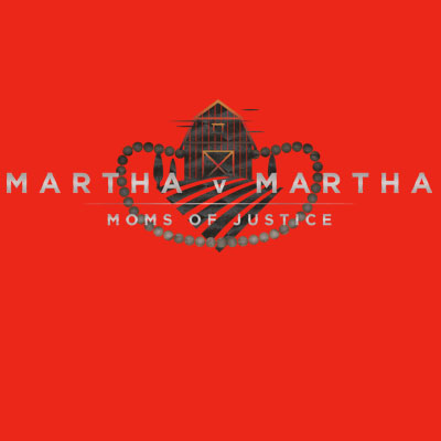 Martha Mom of Justice T Shirt